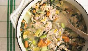 Chicken and Tarragon Casserole from Amelia Freer's Cook. Nourish. Glow.