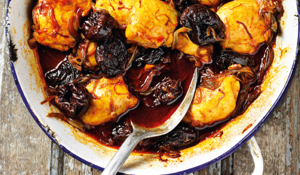 Rick Stein's Kozani Chicken from Long Weekends