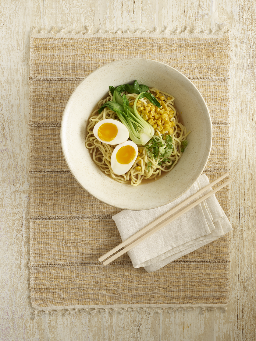 Easy Store Cupboard Noodle Recipes | Chicken Miso Ramen