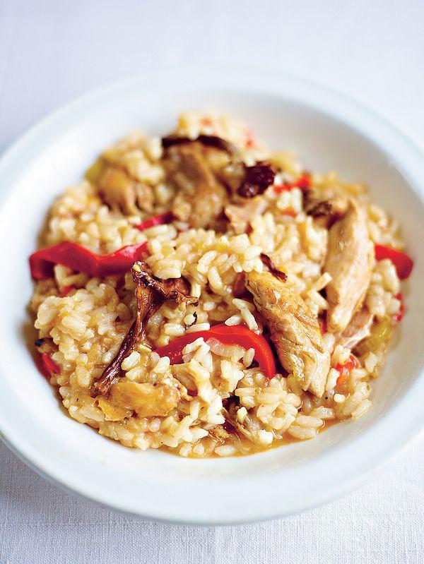 risotto recipes chicken risotto at elizabeth david table