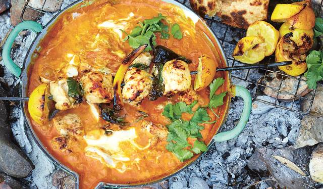 Jamie Olivers Chicken Tikka Masala Recipe Comfort Food Cookbook