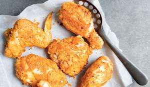 Classic Southern-Fried Chicken