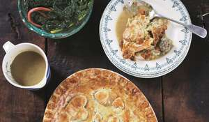 Jamie Oliver's Chicken Pot Pie | Friday Night Feast