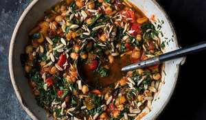 Melissa Hemsley's Spanish Chickpea and Almond Stew