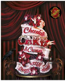 Cover of Chocolate Cake & Curses