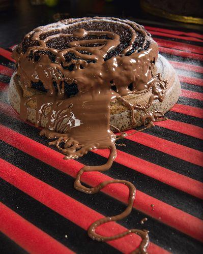 Mashed Potato Cake (gluten free) from Choccywoccydoodah