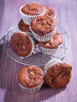 Banana and Chocolate Muffins | Easy Baking Recipe