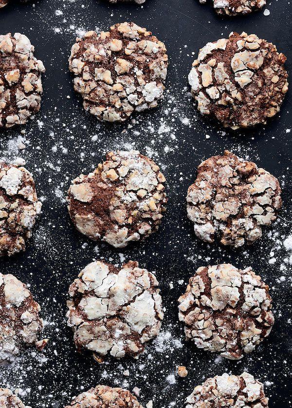 best bake sale recipes chocolate banana pecan cookies ottolenghi helen goh sweet