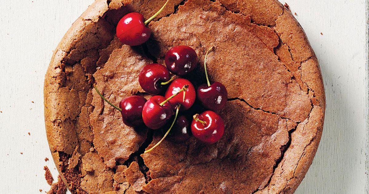 Chocolate Fudge Cake Recipe Jamie Oliver: Chocolate Espresso And Chickpea Fudge Cake Recipe
