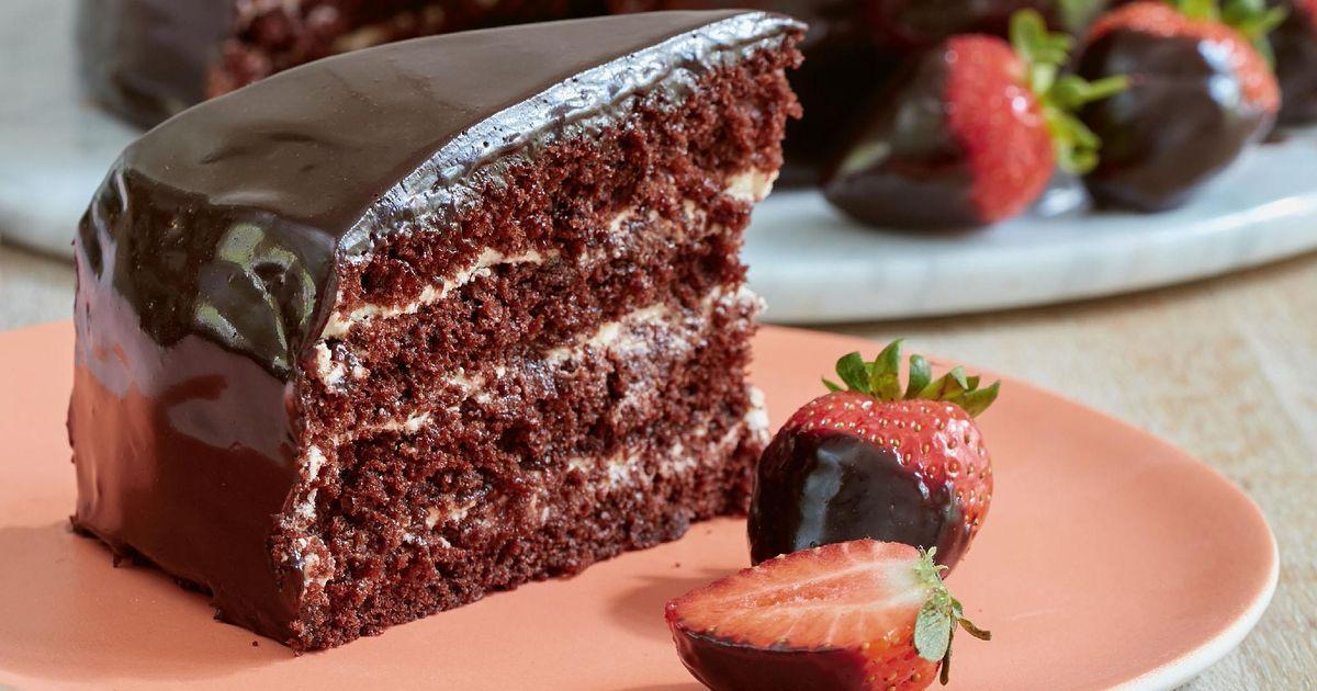 Bbc Nigella Vegan Chocolate Cake