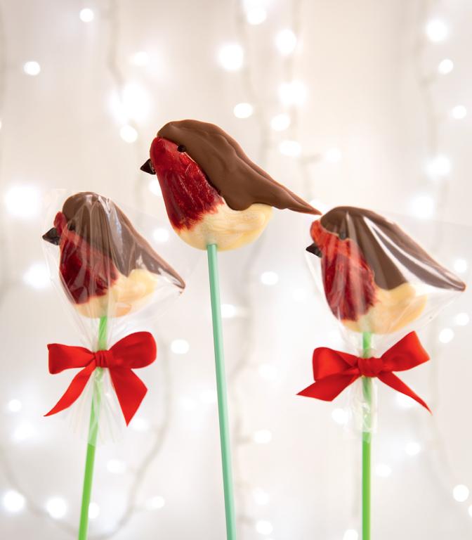 Chocolate Robins
