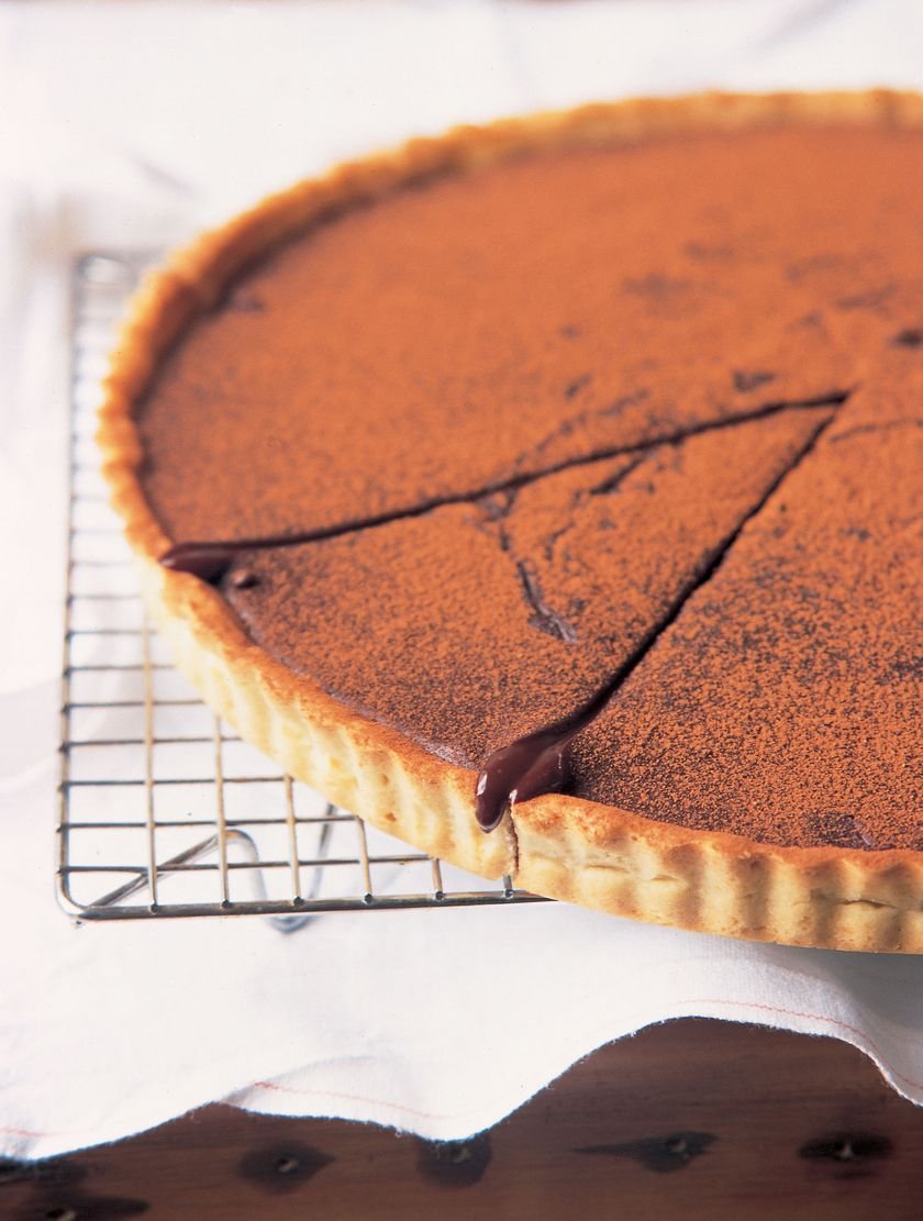 10 Ultimate Jamie Oliver Recipes | Simple Chocolate Tart