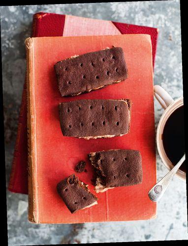 Chocolate Bourbons