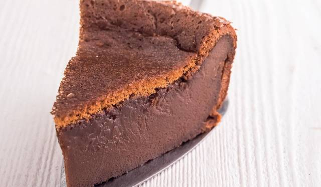 Three-ingredient Gooey Chocolate Orange Cake