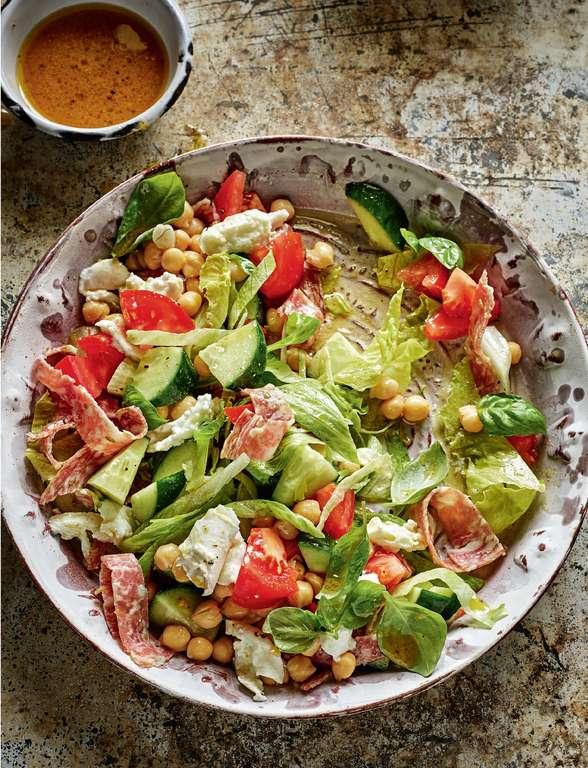 Chopped Salad from La Scala
