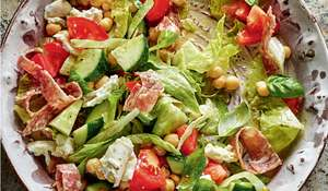 Chopped Salad from La Scala