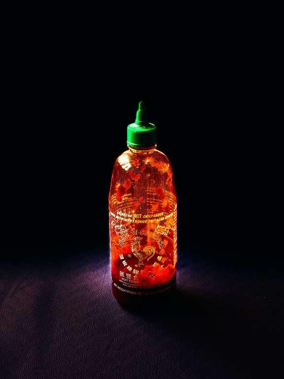 Home-made Fermented Sriracha Sauce