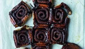 Bread Ahead's Cinnamon and Cardamom Scrolls