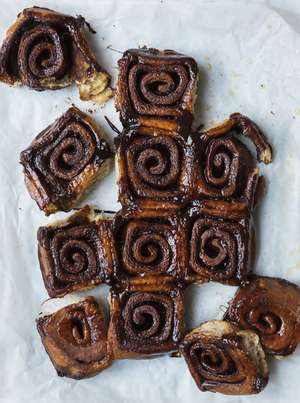 Bread Ahead's Cinnamon and Cardamom Scrolls