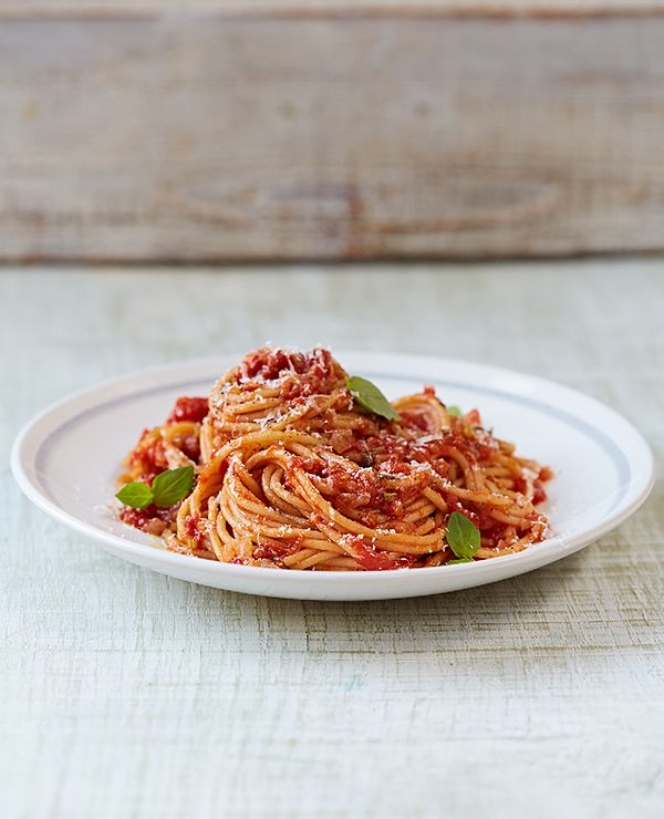 jamie oliver tomato spaghetti