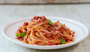 Classic Tomato Spaghetti from Jamie Oliver's Food Revolution Collection