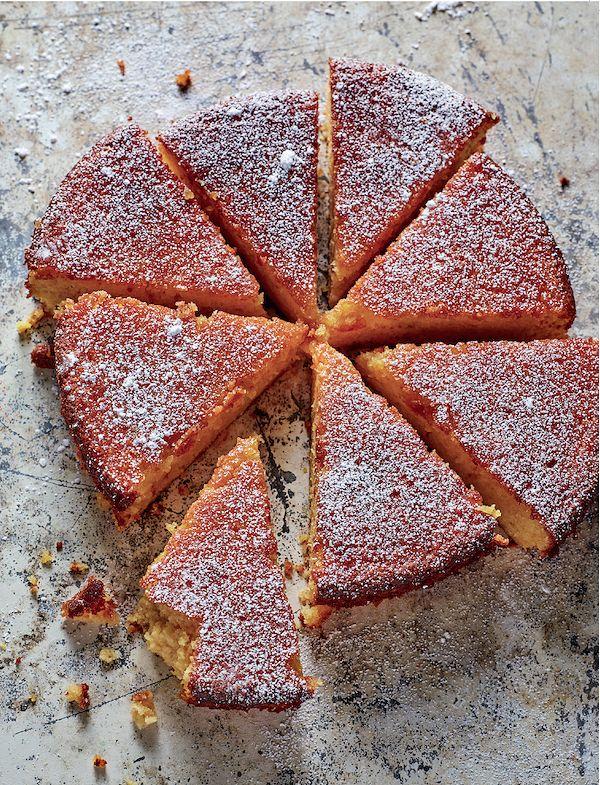 clementine cake gluten-free easy baking recipe rick stein