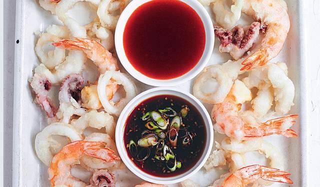 Rick Stein Seafood Tempura Japanese Inspired Recipe