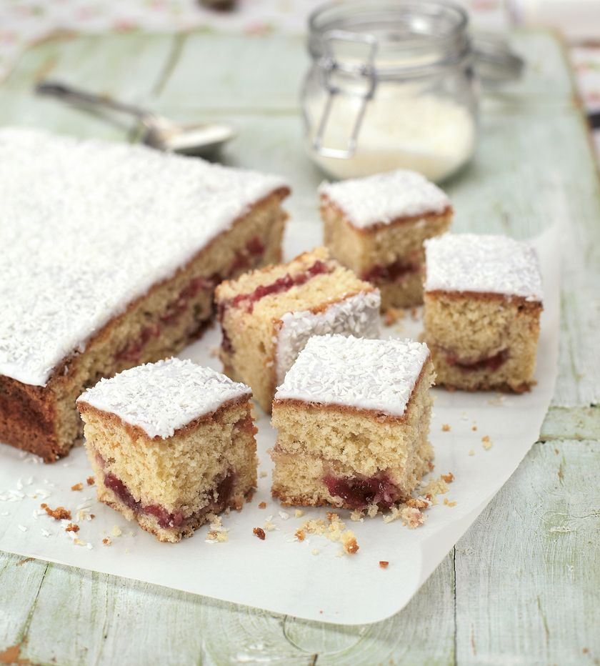 best jam recipes coconut cake