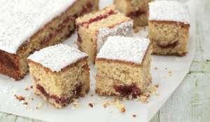 Jammiest Coconut Cake