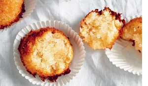 Coconut Macaroons by Claire Ptak | Recipes from The Violet Bakery