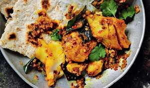 Cod Curry