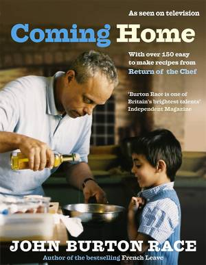 Cover of Coming Home: With over 150 easy to make recipes from Return of the Chef