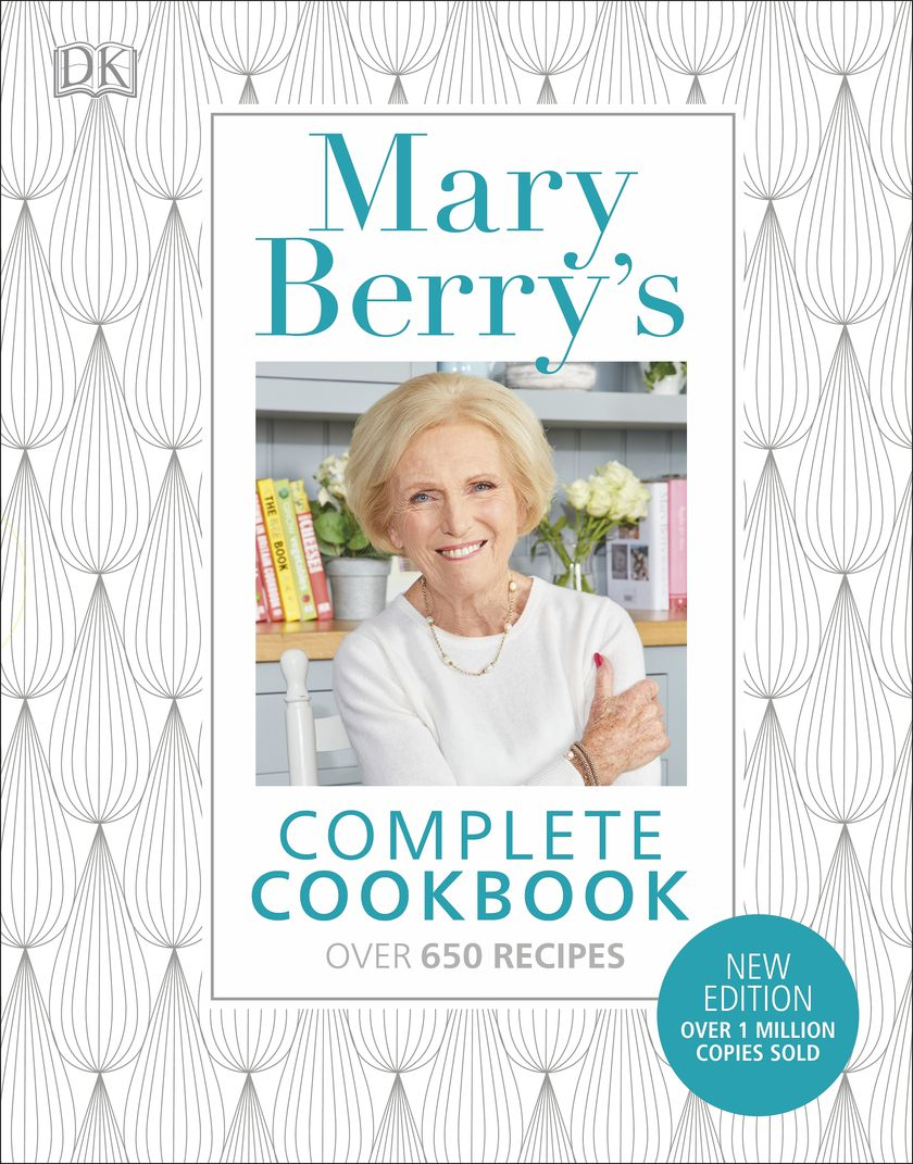 Classic Cookbooks for every Mum's collection | 2019 - Mary Berry's Complete Cookbook