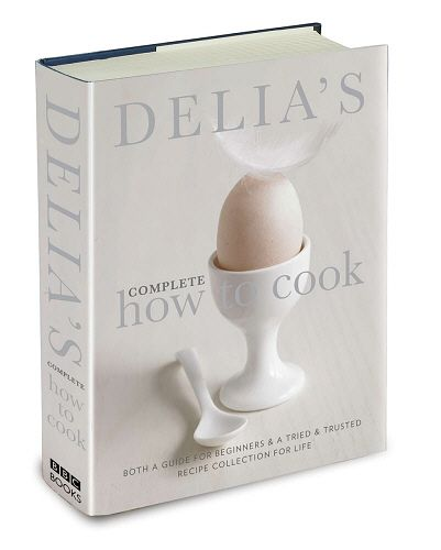 Delia's Complete How To Cook book cover