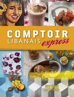 Cover of Comptoir Libanais Express