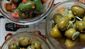 Spiced Olives, Three Ways