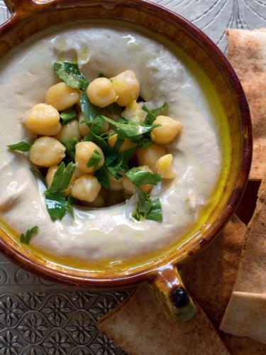Comptoir Hummus from Comptoir Libanese