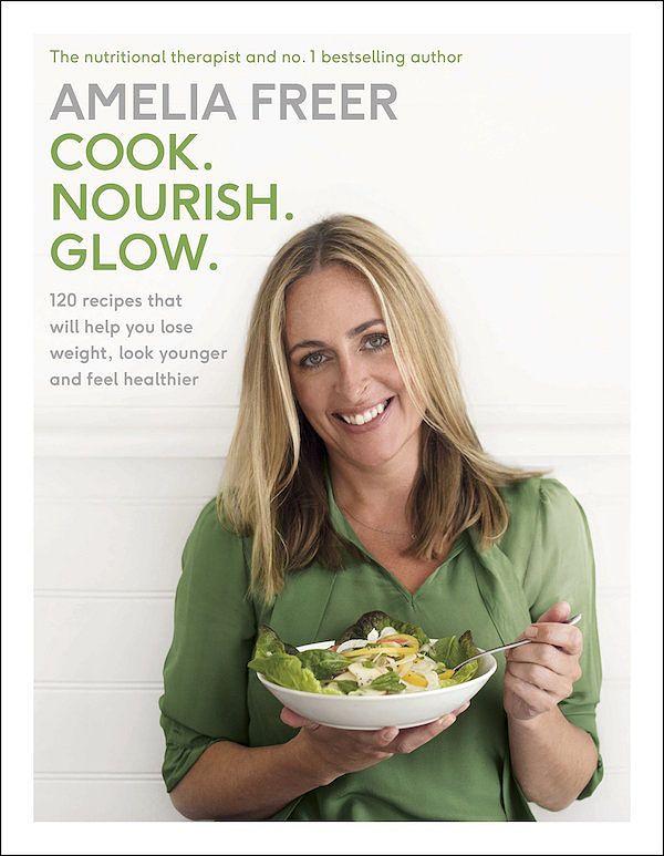 best gluten free cookbooks cook nourish glow amelia freer