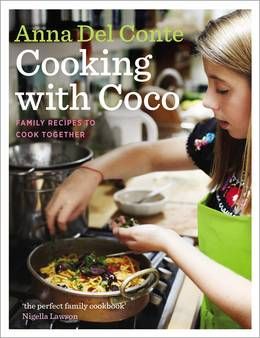 Cover of Cooking with Coco: Family Recipes to Cook Together