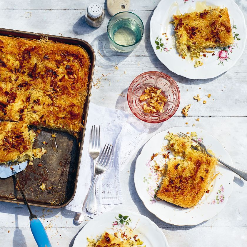 10 Greek Cypriot Recipes from Taverna Cookbook by Georgina Hayden - pastitsio