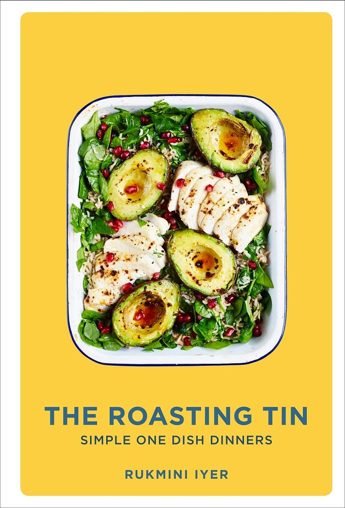 the roasting tin