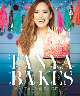 Cover of Tanya Bakes