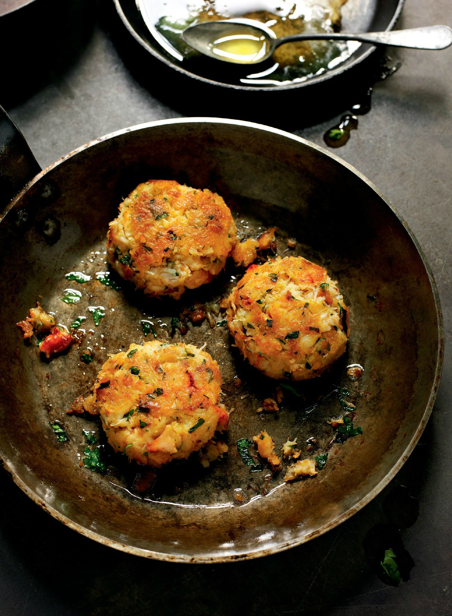 Rick Stein Maryland Crab Cakes