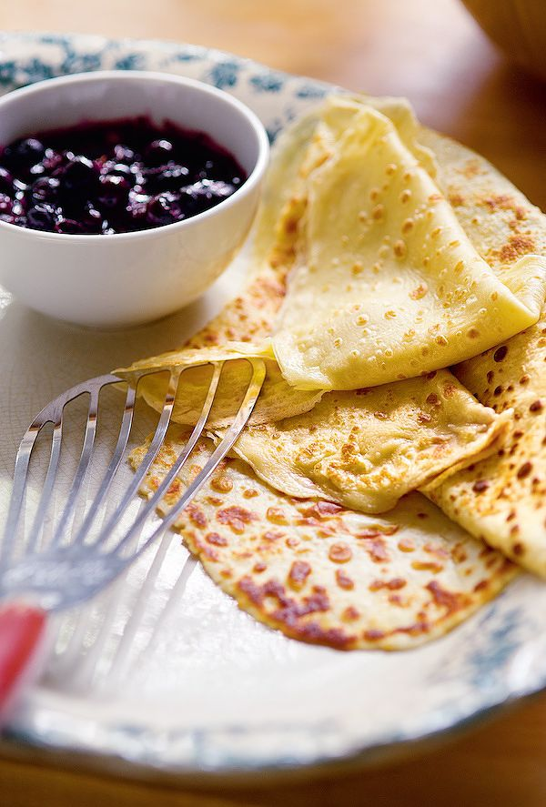 step by step pancake guide blueberry and honey pancake recipe catherine hill