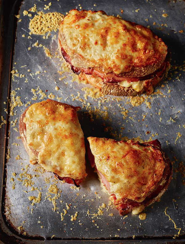 rick stein secret france croque monsieur