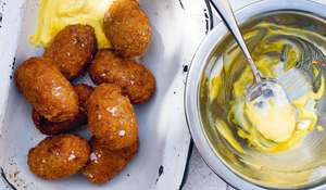 Authentic Croquetas Recipe | Easy Spanish Tapas