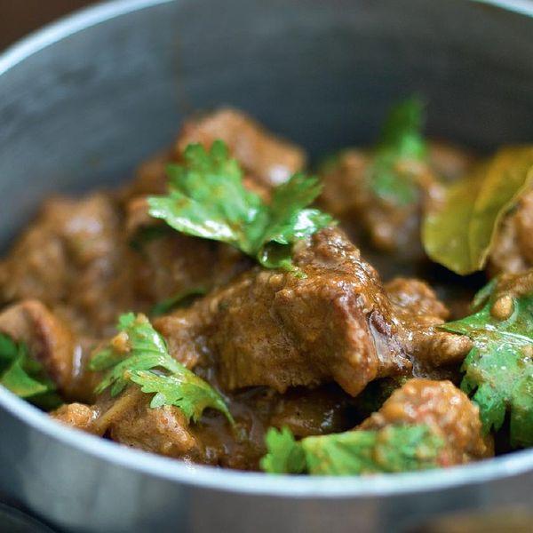 Kashmiri Style Rich Lamb Curry
