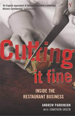 Cover of Cutting It Fine