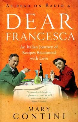Cover of Dear Francesca