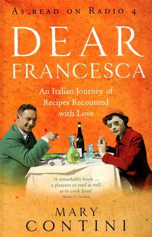 Cover of Dear Francesca